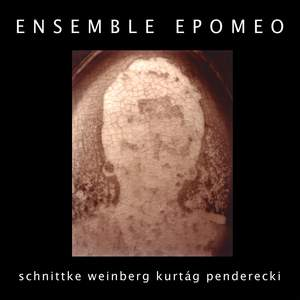 String Trios by Penderecki, Kurtág, Schnittke & Weinberg