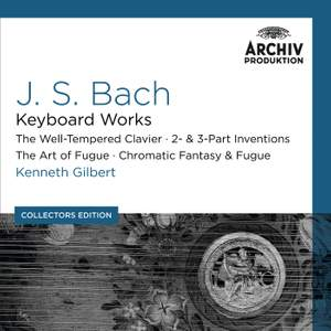 JS Bach: Keyboard Works