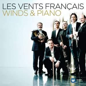 Les Vents Français: Winds & Piano