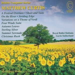 Matthew Curtis: Orchestral Works Vol. 4