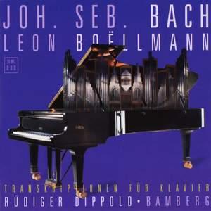 Bach & Boellmann: Transkriptionen fur Klavier
