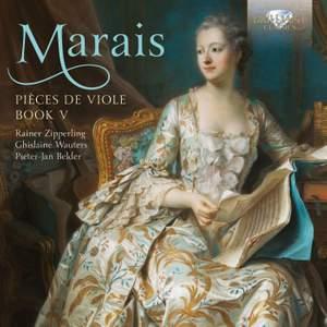 Marais, M: Pièces de viole ‐ Book V (1725) Suite Nos. 1‐7 Product Image