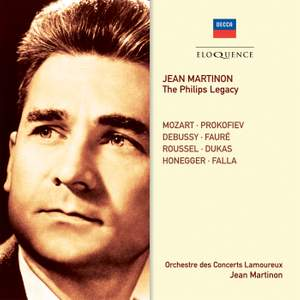 Jean Martinon: The Philips Legacy