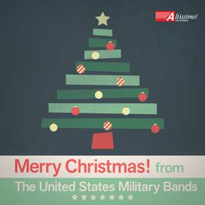 Merry Christmas! From The United States Military Bands Product Image