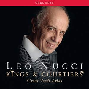 Kings and Courtiers: Great Verdi Arias Product Image