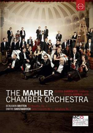 Teodor Currentzis conducts The Mahler Chamber Orchestra