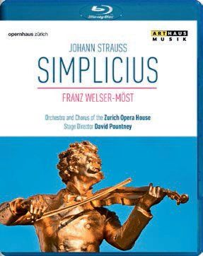 Strauss, J, II: Simplicius