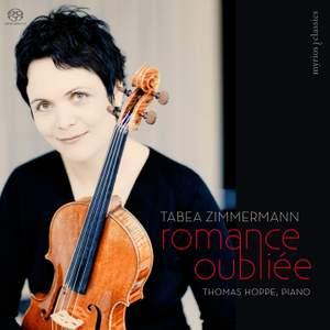 Romance oubliée: Tabea Zimmermann
