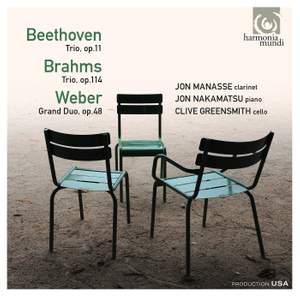 Beethoven & Brahms: Trios