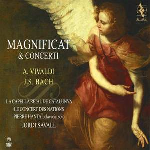 Vivaldi & Bach: Magnificats and Concerti Product Image