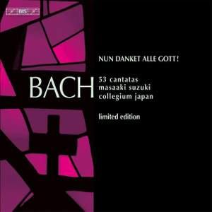 JS Bach: Nun danket alle Gott!