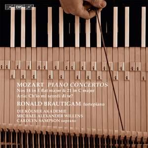 Mozart: Piano Concertos Nos. 14 & 21 Product Image