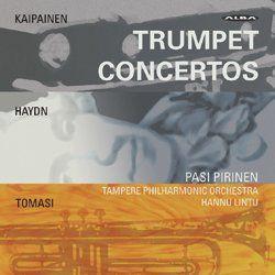 Trumpet Concertos: Pasi Pirinen