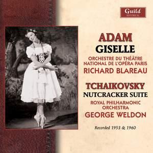 Adam: Giselle & Tchaikovsky: Nutcracker Suite
