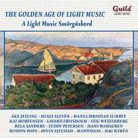 GALM 121: A Light Music Smorgasbord