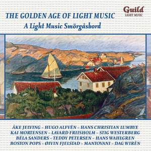 GALM 121: A Light Music Smorgasbord
