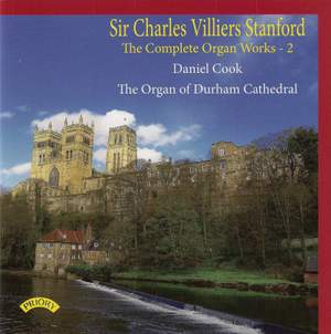 The Complete Organ Works of Charles Villiers Stanford, Vol. 2