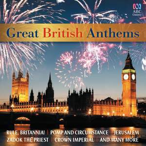Great British Anthems Product Image