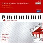 Ruhr Piano Festival Edition Vol. 32: Portraits VIII