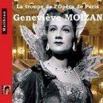 Singers of the Paris Opera - Genevieve Moizan