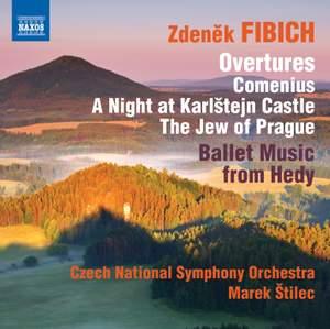Zdeněk Fibich: Orchestral Works, Vol. 4