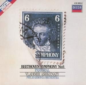 Beethoven: Symphony No. 6 in F major, Op. 68 'Pastoral'