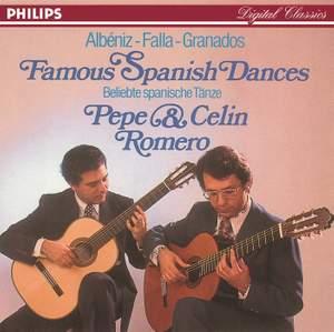 Famous Spanish Dances