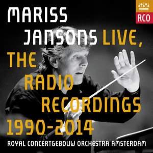 Mariss Jansons Live: The Radio Recordings 1990-2014 Product Image