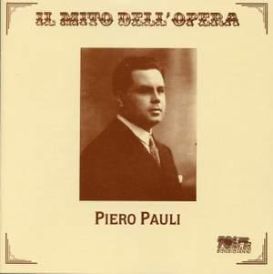 Il mito dell'opera: Piero Pauli