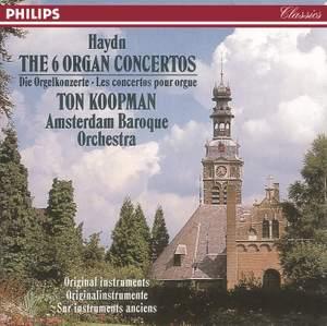 Haydn: The 6 Organ Concertos