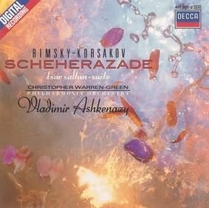 Rimsky-Korsakov: Scheherazade Product Image