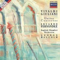 Giuliani & Vivaldi: Guitar Concertos