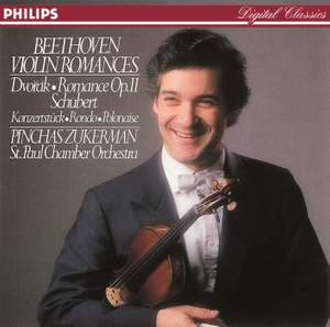 Beethoven, Schubert, Dvorak: Works for Violin and Orchestra