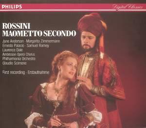 Rossini: Maometto Secondo