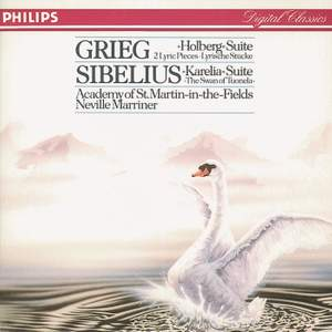 Sibelius: Karelia Suite & The Swan of Tuonela