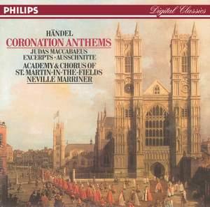 Handel: Coronation Anthems Product Image