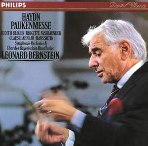 Haydn: Mass, Hob. XXII: 9 in C major 'Paukenmesse'