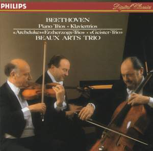 Beethoven: Ghost and Archduke Trios