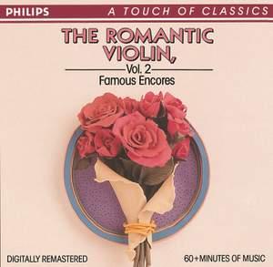The Romantic Violin, Vol. 2