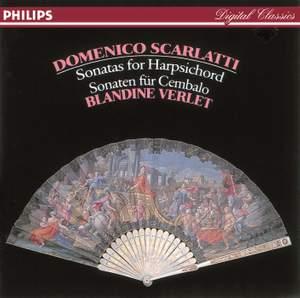 Domenico Scarlatti: 15 Sonatas