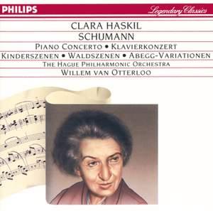 Schumann: Piano Concerto in A minor & Kinderszenen