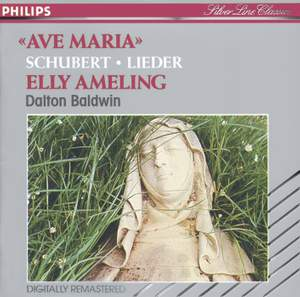 Schubert: Lieder - Ave Maria Product Image