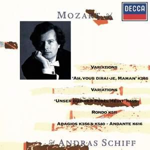 Mozart: Eine Kleine Gigue in G major & Ah! Vous dirai-je maman Variations