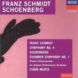 Schmidt: Symphony No. 4 & Schoenberg: Chamber Symphony