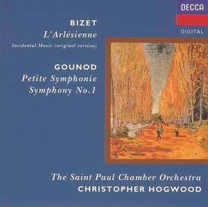 Gounod: Symphony No. 1, Petite symphonie etc