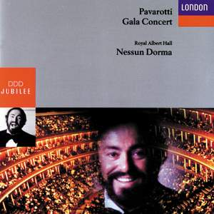 Luciano Pavarotti - Gala Concert, Royal Albert Hall
