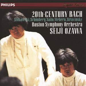 20th-Century Bach