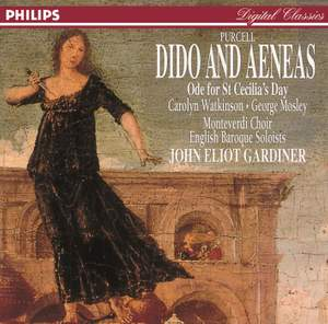 Purcell: Dido & Aeneas and Ode for St. Cecilia's Day Product Image