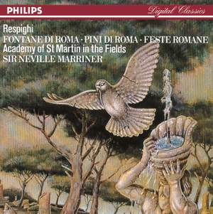 Respighi: Pines of Rome, Fountains of Rome & Roman Festivals Product Image