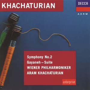 Khachaturian: Symphony No. 2 & Gayaneh Suite